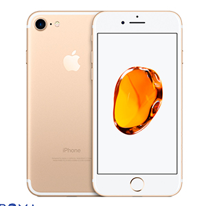CELULAR IPHONE 7 - 128GB DORADO